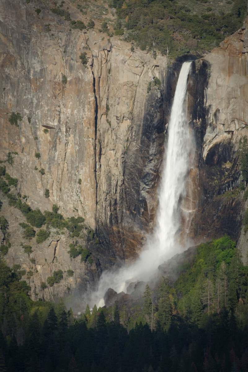 Bridalveil Fall  #3